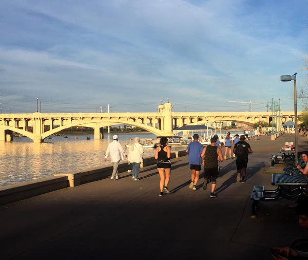 Sunset Marathon - Race Gallery Image